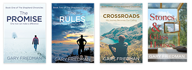 The Promise, The Rules, Crossroads